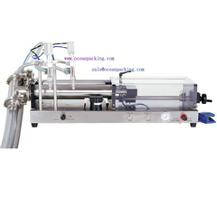 OPFL-2 piston filling machine with double heads